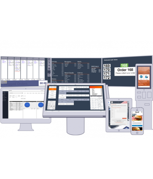 ICR TouchOffice Web